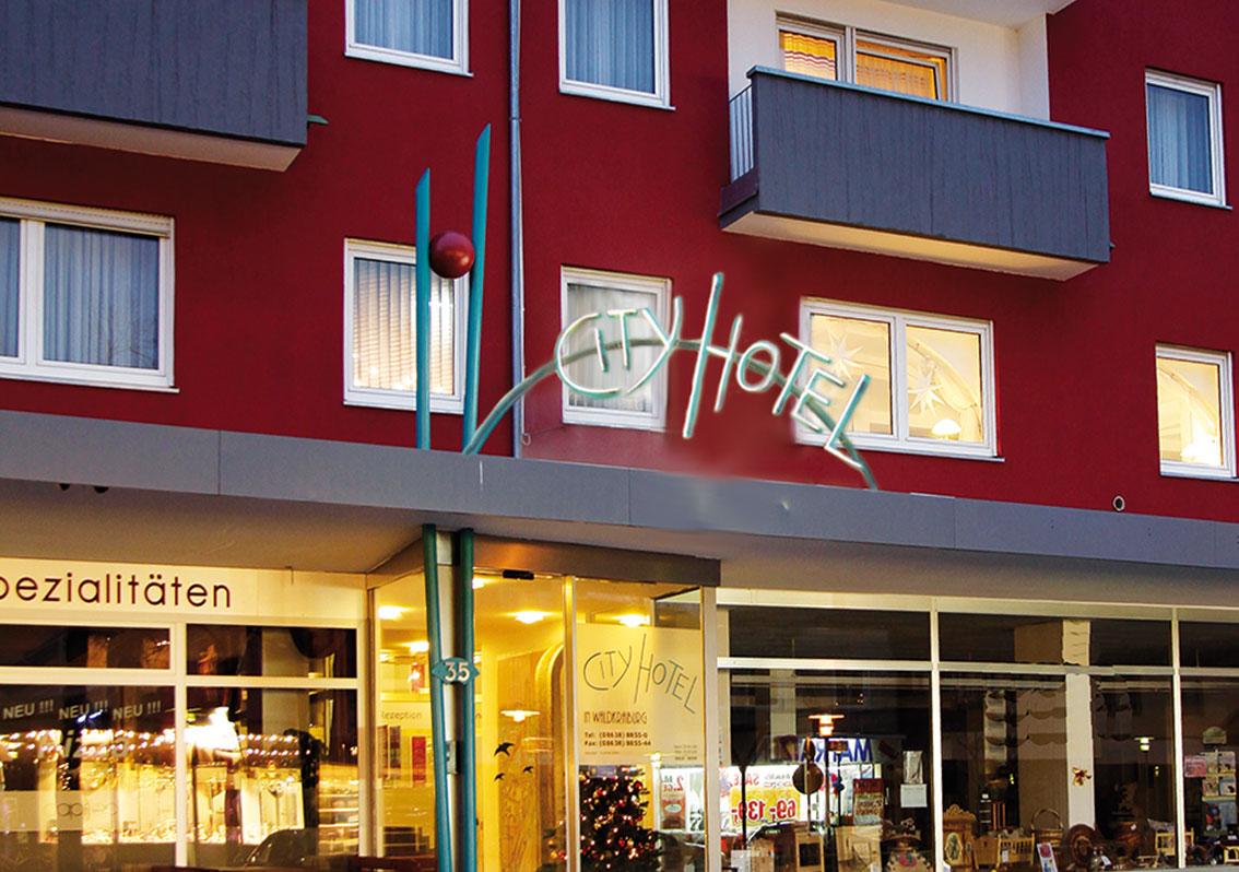 City Hotel Waldkraiburg Waldkraiburg